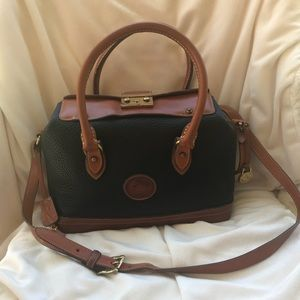 Vintage Dooney and Bourke Doctor Bag